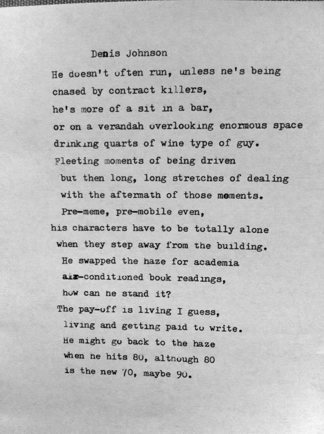 Sample Poems 3